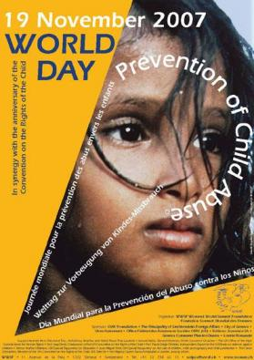 World Day of Prevention for Child Abuse